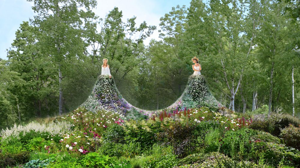 Dress Garden Twin